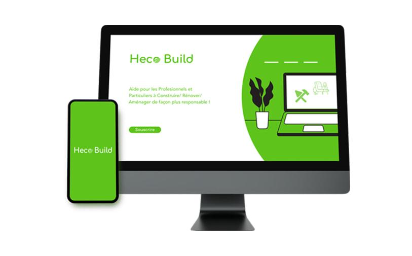 Visuel projet HECO-BUILT